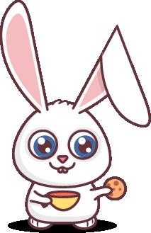 Аренда антикафе с кроликами